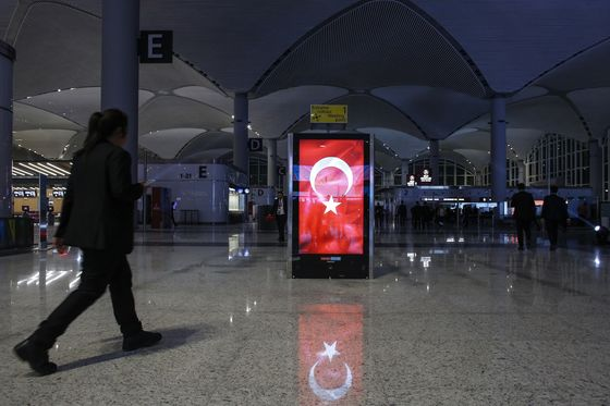 Operators of Turkey's Giant Airport Pull Plans to Sell Stake