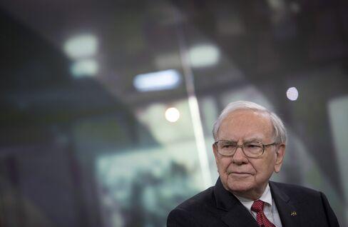 Berkshire CEO Warren Buffett