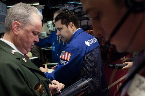 Stocks, Commodities, Euro Gain on Earnings