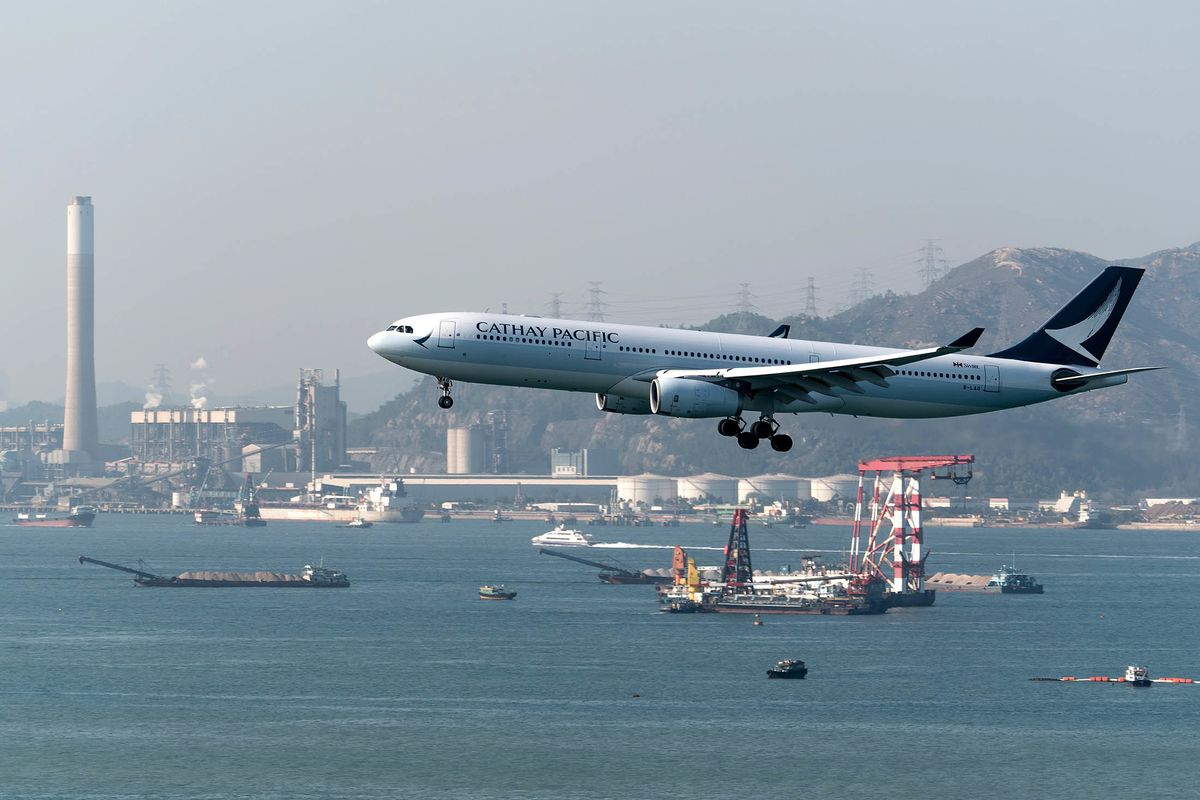 Cathay Pacific S Recovery Spurs Stock Upgrades By Ubs