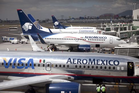 Aeromexico, Boeing Conduct Biofuel Transcontinental Flight