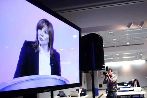 GM's Mary Barra Fires 15, Says More Recalls Are Coming