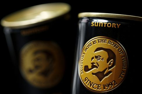 Stock Rout Threatens $10 Billion of Asian IPOs as Suntory Nears