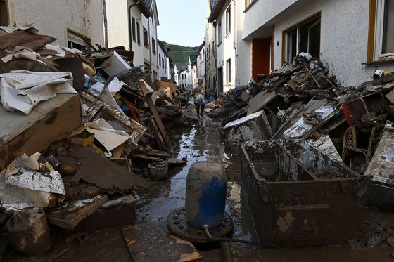 Merkel's Government Vows Fixes to Warning System After Floods