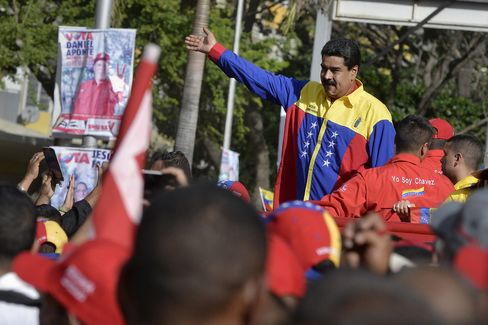 Candidates Hold Final Campaign Rallies Ahead Of Venezuelan Congressional Elections