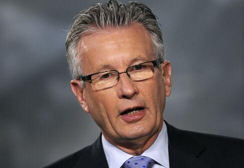 Dunkin' CEO Nigel Travis.