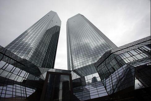 Deutsche Bank Appoints Weber-Rey as Chief Governance Officer