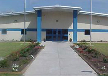 The IAH Secure Adult Detention Facility in Livingston, Texas