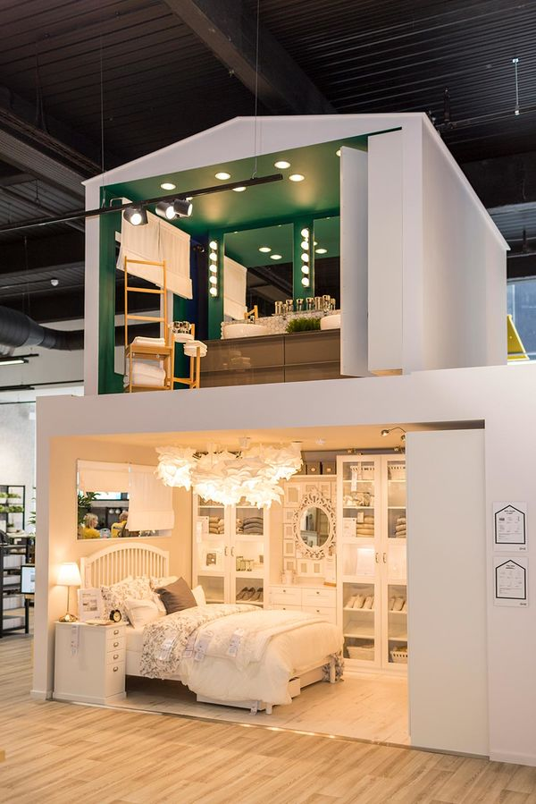The Tiny Ikea Of The Future Without Meatballs Or Showroom Mazes