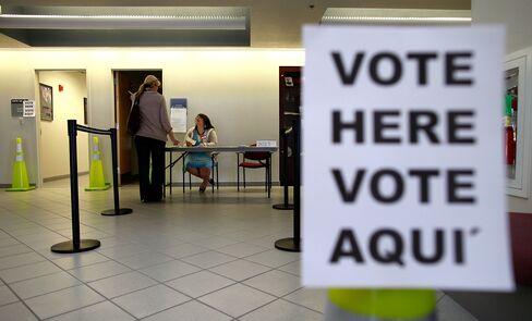 Texas Turns Democrat Battleground as Cowboy Boots Win Hispanics