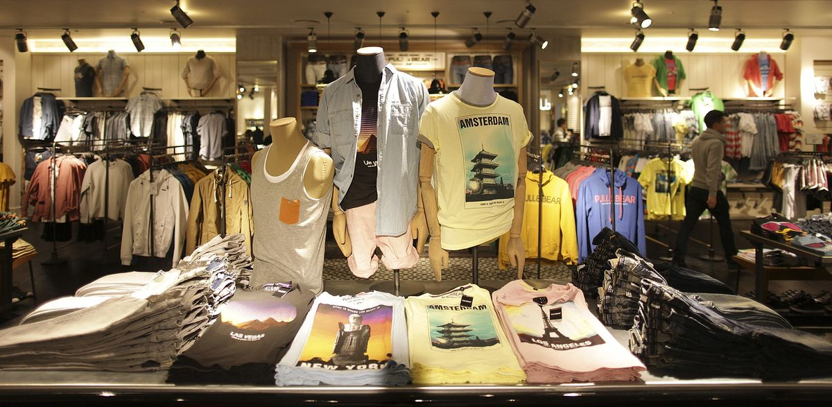 Inditex Launches Netflix-Partnered Brand Pull & Bear in U.S.