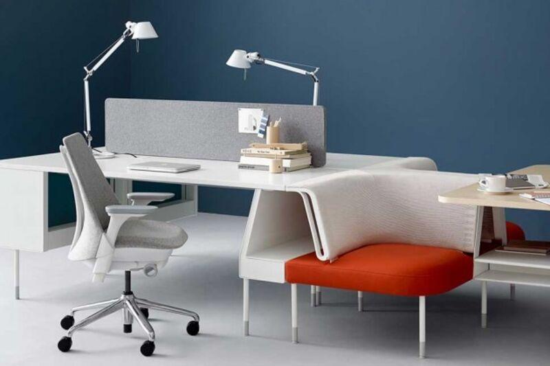 Yves Behar\'s Public Office Landscape: Designed for Collaboration ...