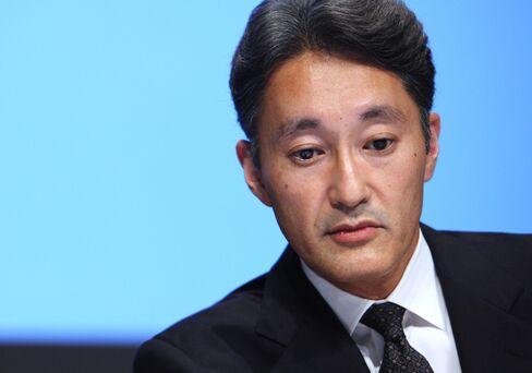 Sony Computer Entertainment President and CEO Kazuo Hirai