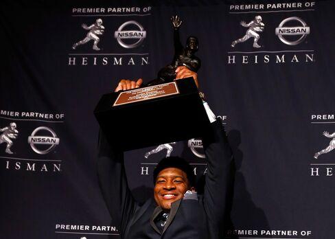 Heisman Winner Jameis Winston