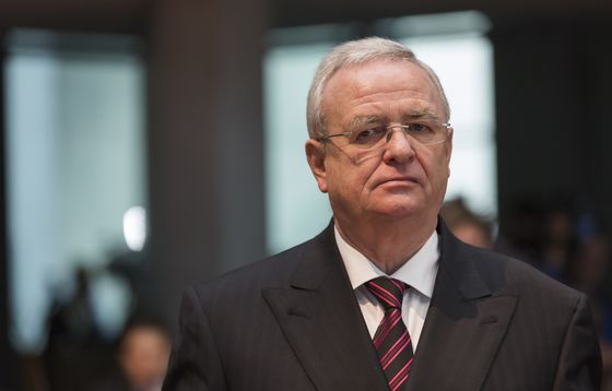VW Seeks Damages From Ex-Chiefs Over Diesel Scandal Breaches