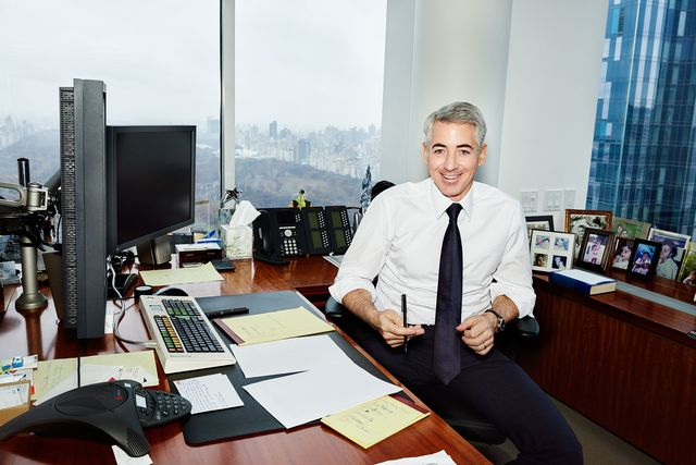 Love Him Or Hate Him Ackman Now Runs The World S Top Hedge Fund Bloomberg