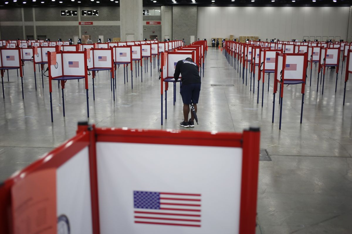 What's Behind New U.S. Fights Over the Right to Vote thumbnail