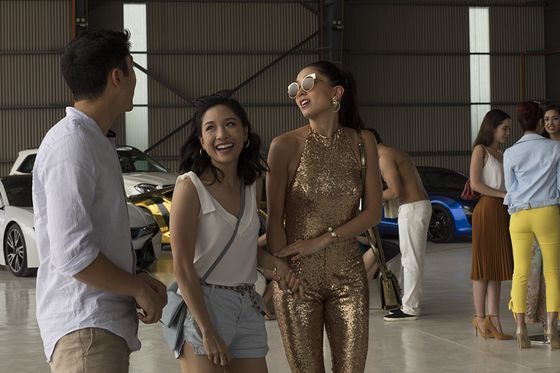 'Crazy Rich Asians' to Break Ground If Not Box-Office Record