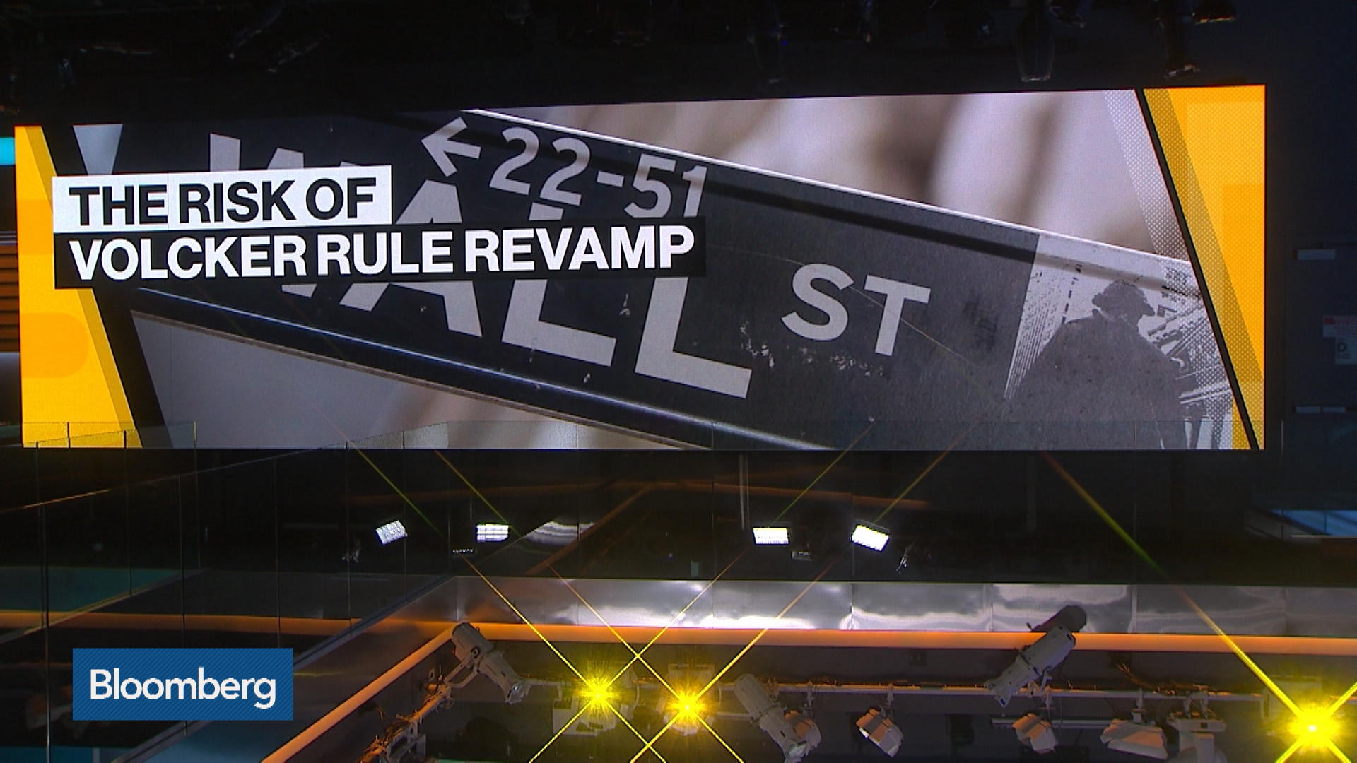 Volcker Rule Revamp: What Are the Risks?