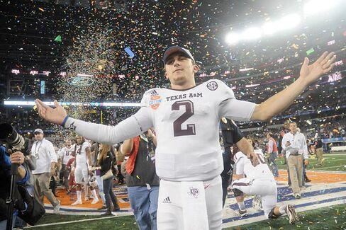 Johnny Football and the NCAA Loophole