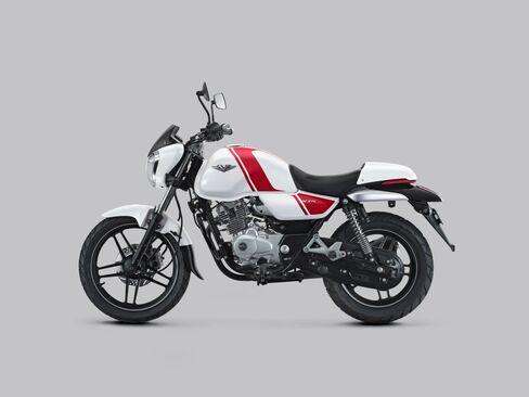 Bajaj Auto Ltd.'s V motorcycle