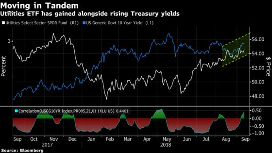 Dimon Sees Treasury Yields at 5%; ETF Investors Aren't Buying It