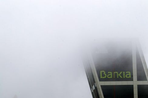 Bankia Posts Record 21.2 Billion Euros After-Tax Loss in 2012