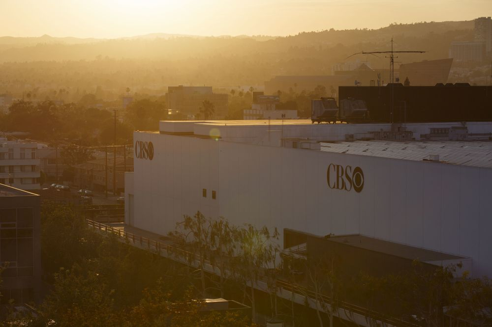 CBS Is Said to Find a Buyer for Iconic TV Studio Site in