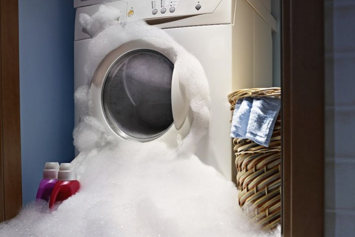 Laundry Detergent S Hurt By Water Saving Washing Machines Bloomberg