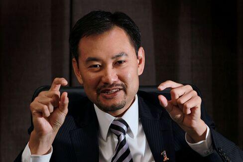 1MDB CEO Shahrol Halmi