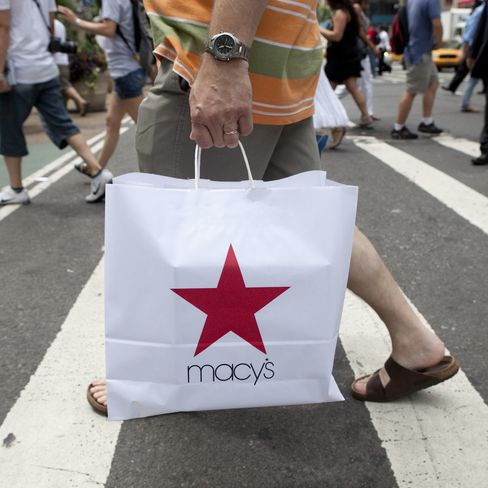 Retailers' Sales Rise Most in 4 Years