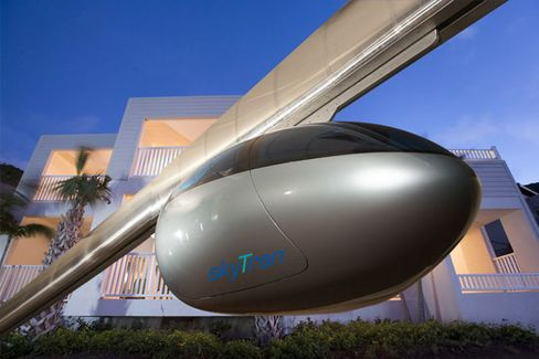 NASA Pod Transports Are Close to Reality???in Tel Aviv