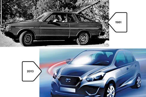 Nissan Brings Datsun Back in Emerging Markets