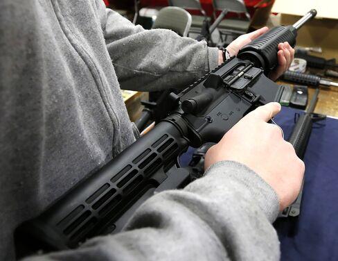 U.S. House Democrats Said Ready to Offer Gun-Control