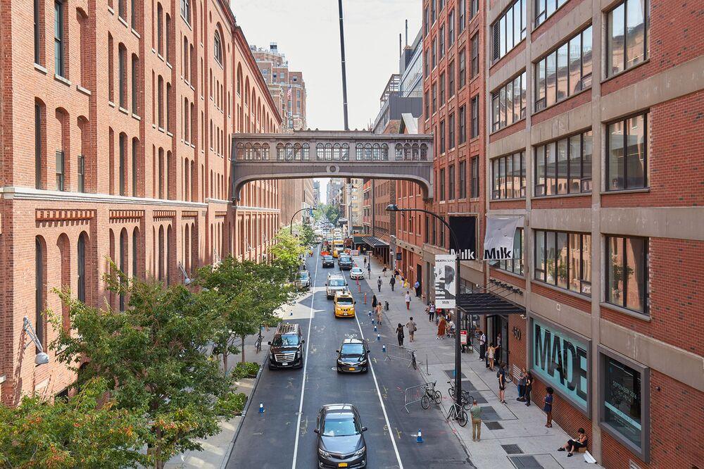 Google Goog Buys Nyc Building In Chelsea Bloomberg