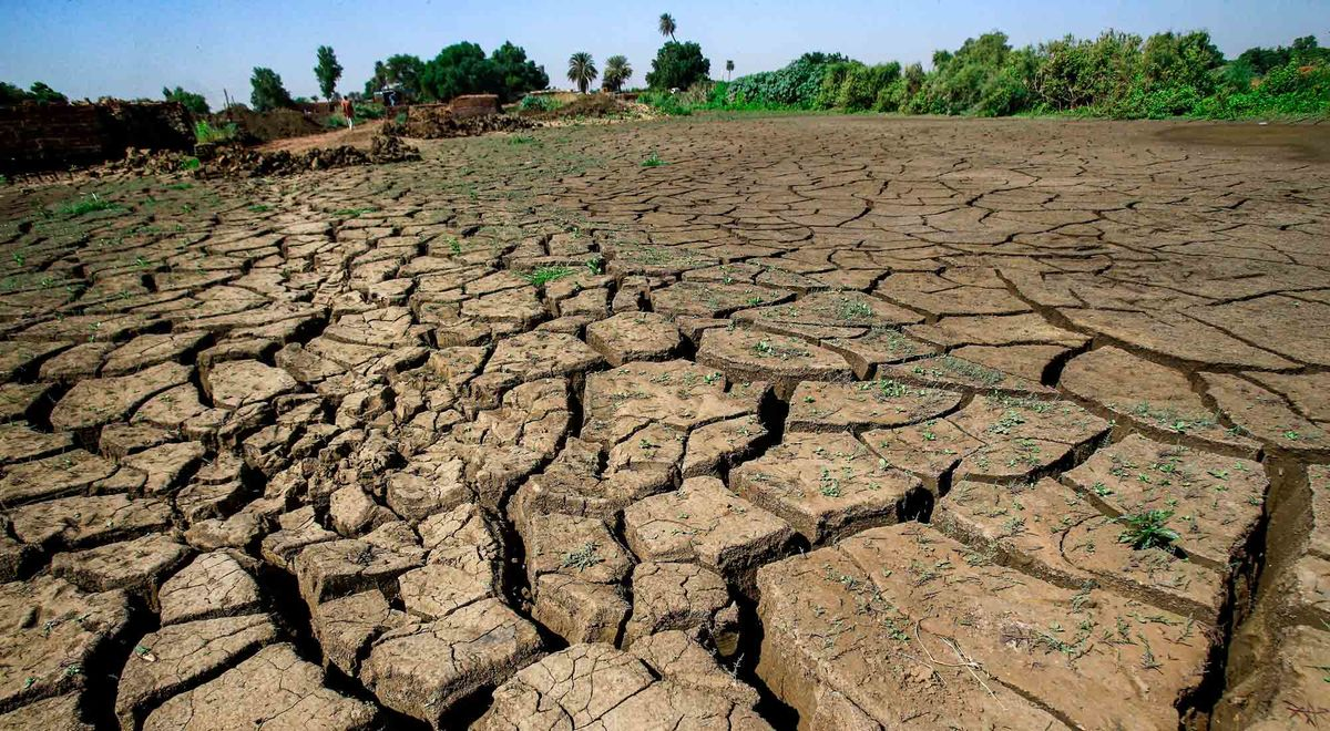 Three Billion People Live in Farming Areas With Water Shortages