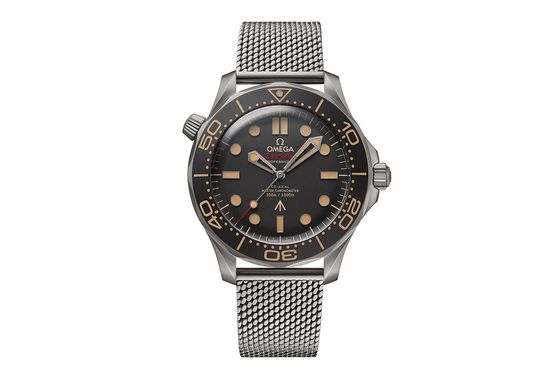 James Bond May Be Delayed, but His Wristwatches Are Available Now