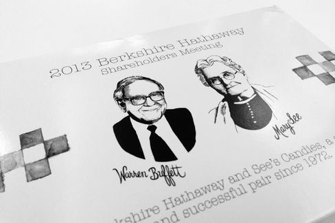 Novelty Items for the Berkshire Hathaway Annual Meeting