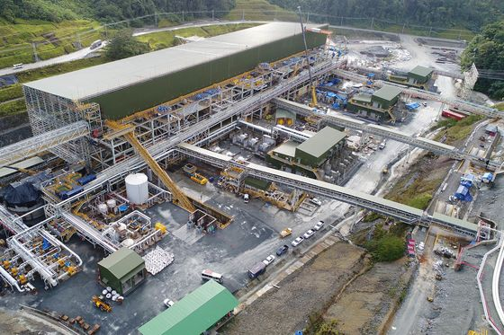 Copper Miner's $10 Billion Bet Comes to Life in Panama Jungle