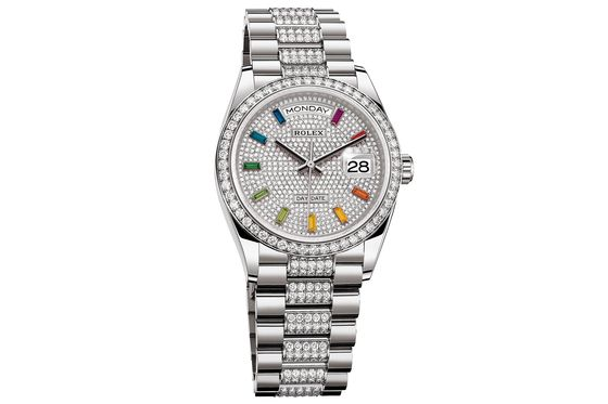 Women's Timepieces Are Finally Getting theAttention ofWatchmakers