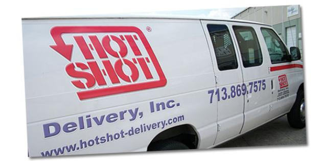 Hot Shot Delivery