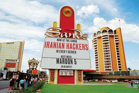 Now at the Sands Casino: An Iranian Hacker in Every Server