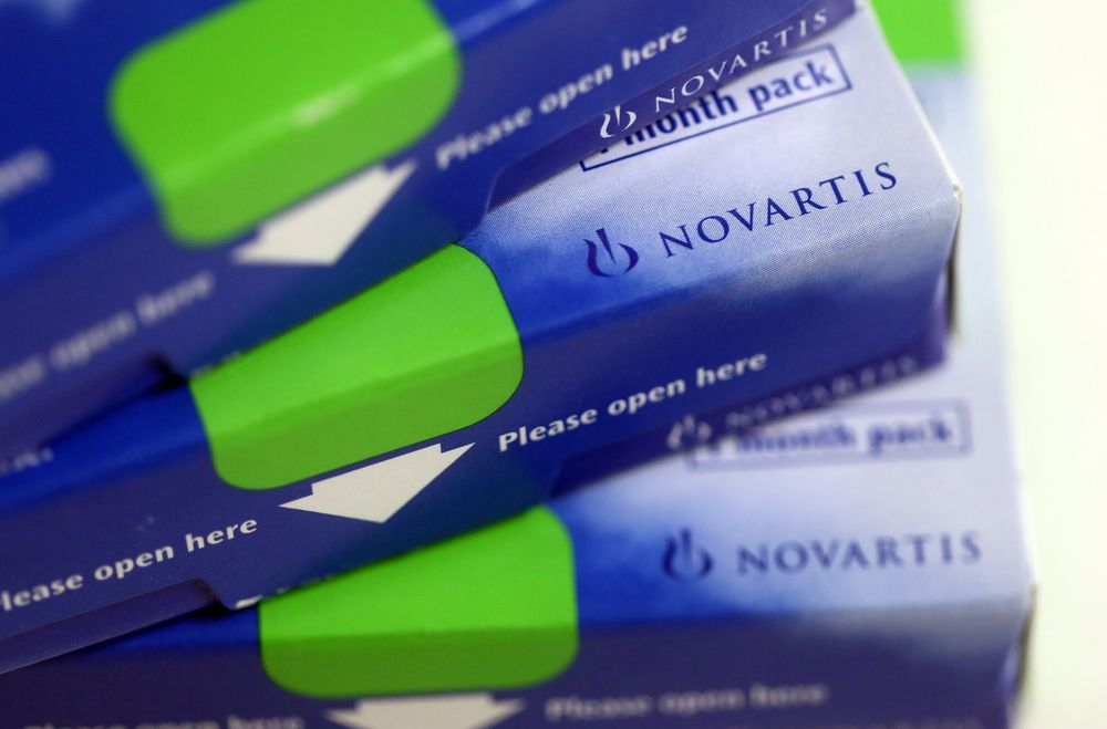 novartis income statement