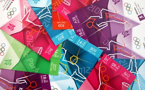 London Olympics Fake Tickets Create 'Honeypot' for Criminals