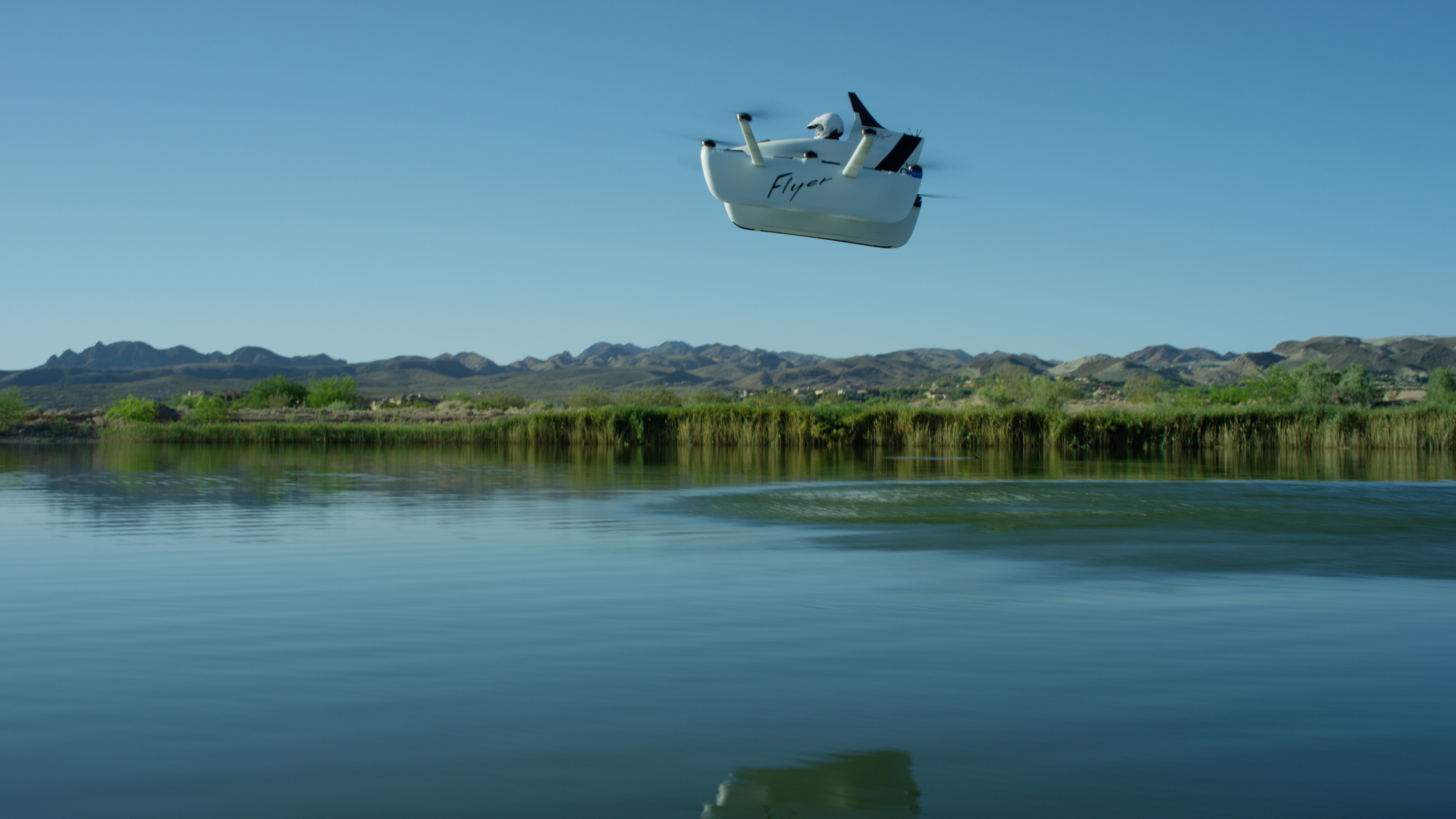 This Is Larry Page s Latest Flying Car – Bloomberg