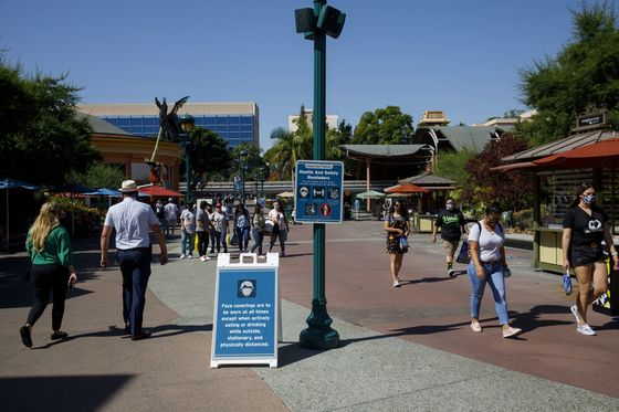 Disneyland's Christmas Pain Extends Well Beyond the Park's Gates