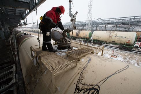 Oil Supplies in Russia