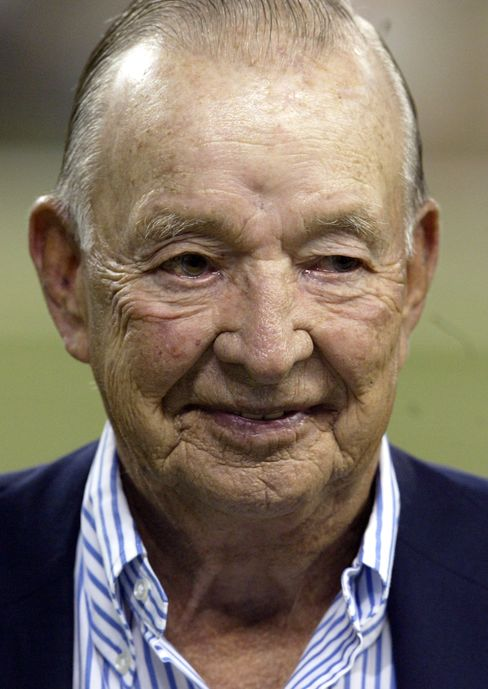Lions Owner William Clay Ford
