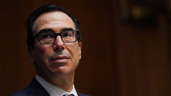 Mnuchin Says Trump to Lean on McConnell If Stimulus Deal Reached