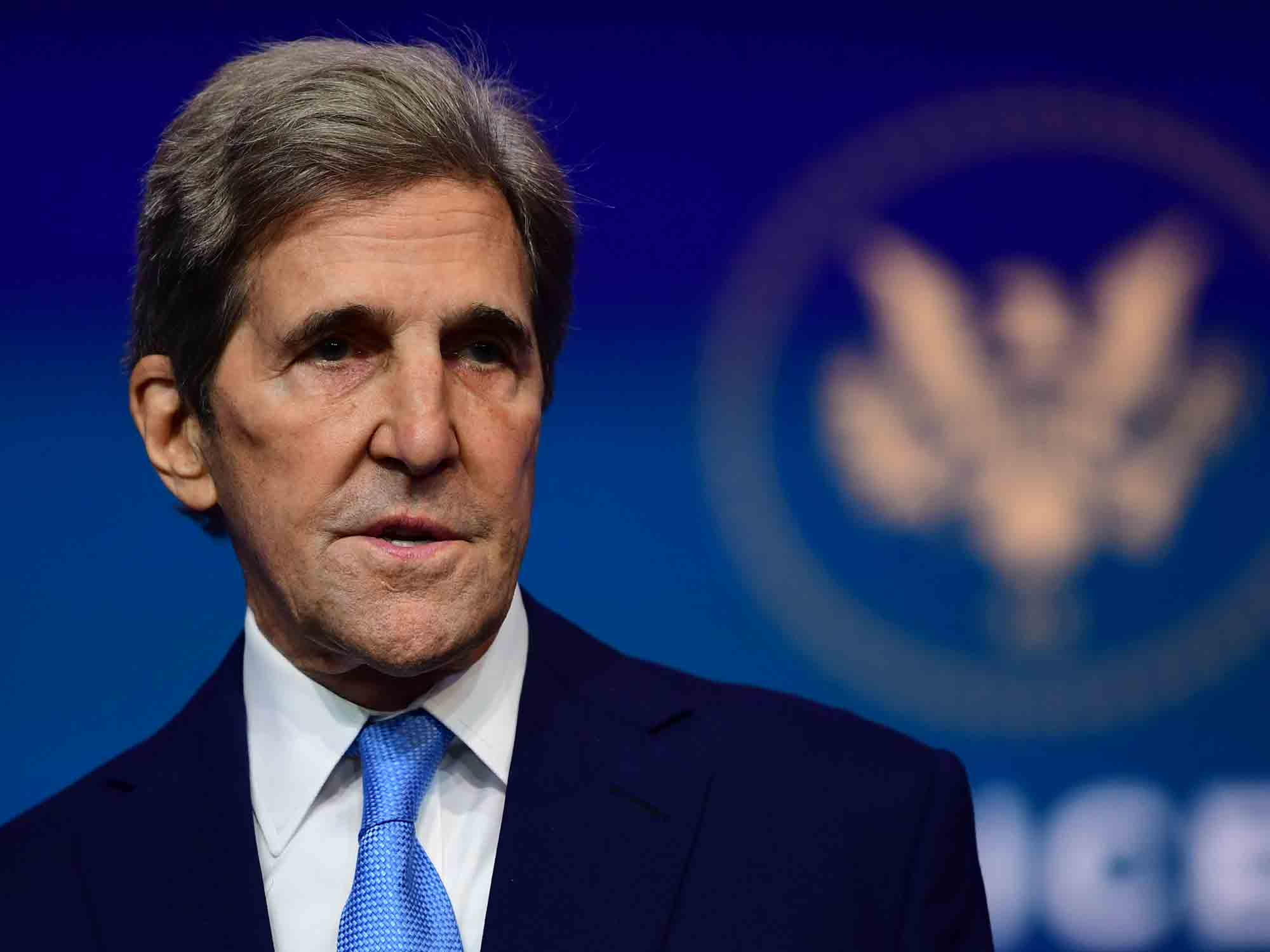 John Kerry has been named as special presidential envoy for climate.